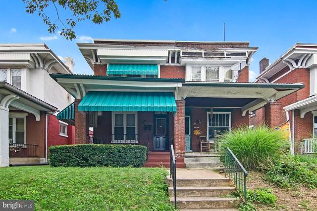 2508 Derry Street, HARRISBURG, PA 17111 (#PADA2001798) :: ExecuHome Realty
