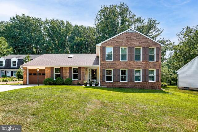 9413 Sunfall Court SW, COLUMBIA, MD 21046 (#MDHW2002762) :: AJ Team Realty