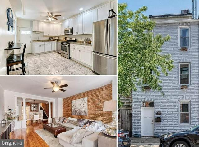3203 O'donnell Street, BALTIMORE, MD 21224 (#MDBA2006324) :: New Home Team of Maryland
