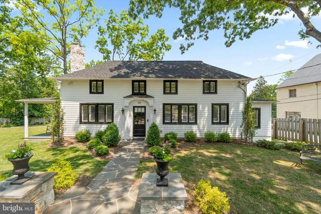 218 W Seminary Avenue, LUTHERVILLE TIMONIUM, MD 21093 (#MDBC2005780) :: New Home Team of Maryland