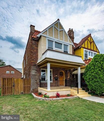 4003 Eldorado Avenue, BALTIMORE, MD 21215 (#MDBA2006328) :: VSells & Associates of Compass