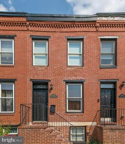 1823 Light Street, BALTIMORE, MD 21230 (#MDBA2006332) :: Hergenrother Realty Group