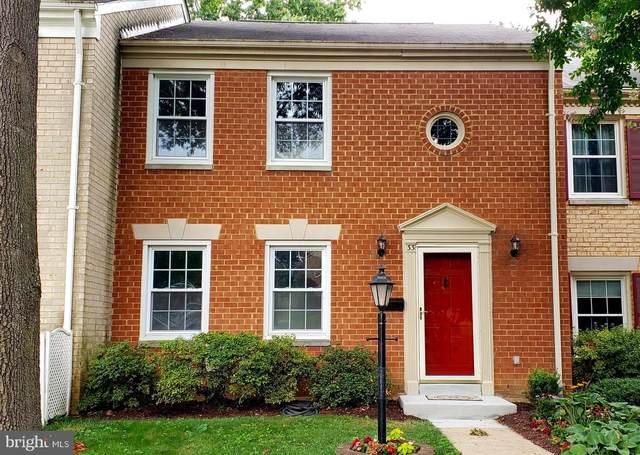 33 Landsend Drive, GAITHERSBURG, MD 20878 (#MDMC2008562) :: Great Falls Great Homes