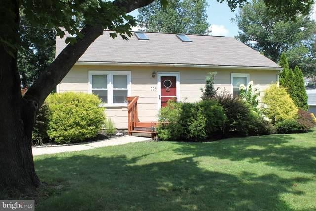 228 Sunset Avenue, HIGHTSTOWN, NJ 08520 (#NJME2002804) :: LoCoMusings
