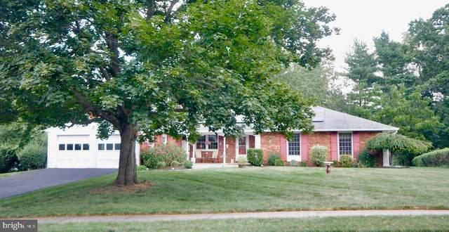 706 Briarwood Court, YARDLEY, PA 19067 (#PABU2004354) :: Keller Williams Realty - Matt Fetick Team