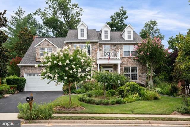816 Kenneth Place SE, LEESBURG, VA 20175 (#VALO2004742) :: Debbie Dogrul Associates - Long and Foster Real Estate