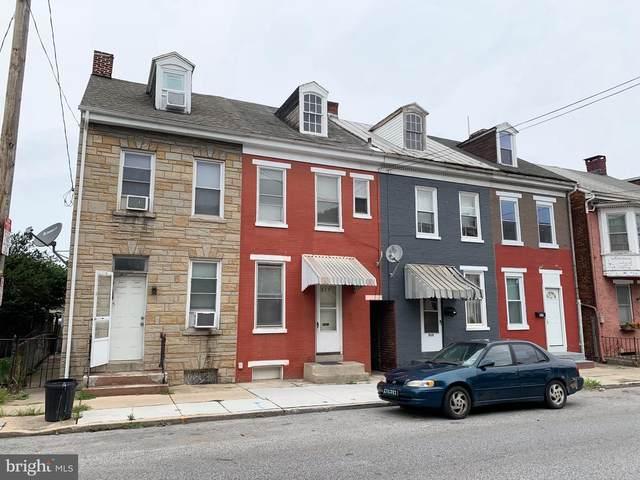 515 W Philadelphia Street, YORK, PA 17401 (#PAYK2003326) :: Talbot Greenya Group