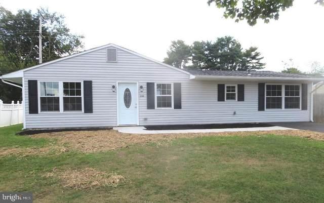 244 Blue Ridge Drive, LEVITTOWN, PA 19057 (#PABU2004368) :: ExecuHome Realty