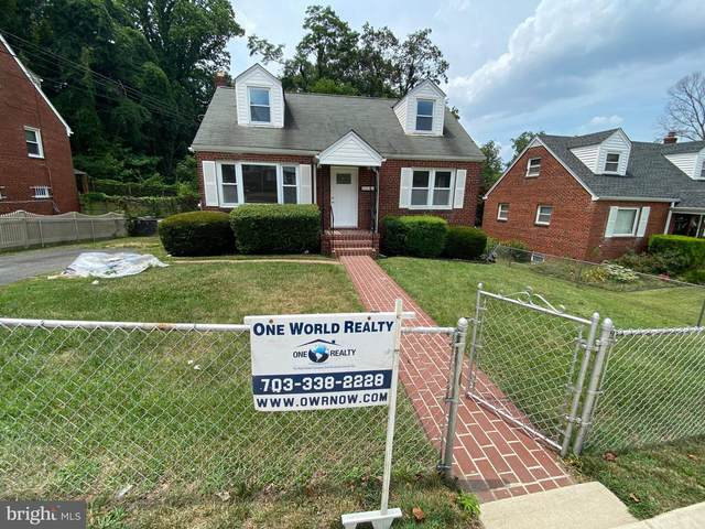 2205 Gaylord Drive, SUITLAND, MD 20746 (#MDPG2006092) :: Betsher and Associates Realtors