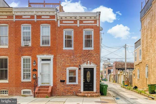 11 W Fort Avenue, BALTIMORE, MD 21230 (#MDBA2006388) :: Hergenrother Realty Group