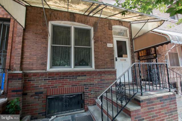 2443 S 10TH Street, PHILADELPHIA, PA 19148 (#PAPH2015732) :: Boyle & Kahoe Real Estate