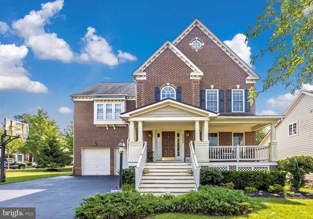 4009 Carriage Hill Drive, FREDERICK, MD 21704 (#MDFR2003258) :: Pearson Smith Realty