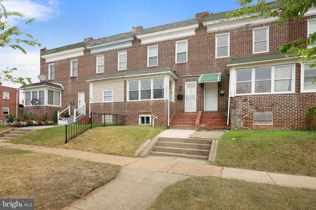 3541 3RD Street, BALTIMORE, MD 21225 (#MDBA2006394) :: Century 21 Dale Realty Co