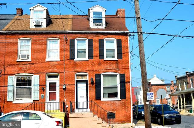 224 N Marshall Street, LANCASTER, PA 17602 (#PALA2002886) :: Century 21 Dale Realty Co