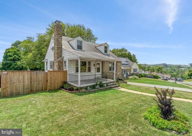 1927 Hillcrest Road, GWYNN OAK, MD 21207 (#MDBC2005856) :: Crossman & Co. Real Estate