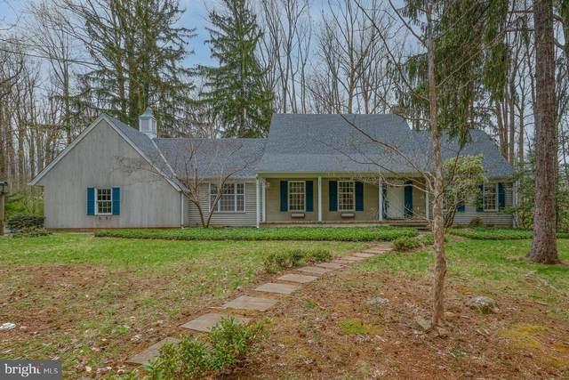 126 Ross Stevenson Circle, PRINCETON, NJ 08540 (MLS #NJME2002830) :: The Dekanski Home Selling Team