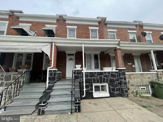 1207 N Potomac Street, BALTIMORE, MD 21213 (#MDBA2006400) :: Lee Tessier Team