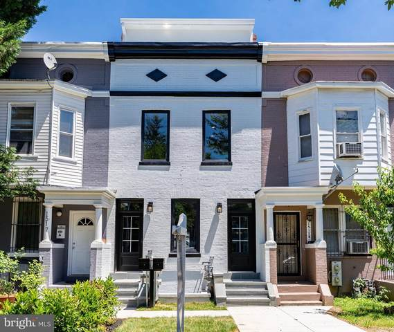1515 3RD Street NW B, WASHINGTON, DC 20001 (#DCDC2006900) :: The Maryland Group of Long & Foster Real Estate
