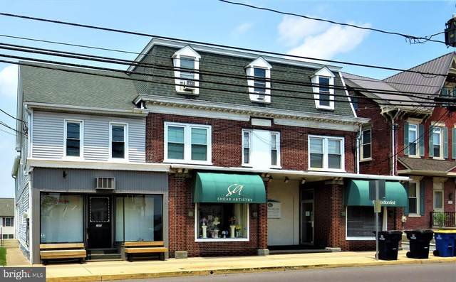 107-111 E Main Street, NEW HOLLAND, PA 17557 (#PALA2002896) :: The Heather Neidlinger Team With Berkshire Hathaway HomeServices Homesale Realty