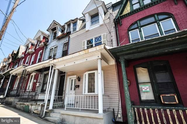 437 Mauch Chunk Street, POTTSVILLE, PA 17901 (#PASK2000766) :: Talbot Greenya Group