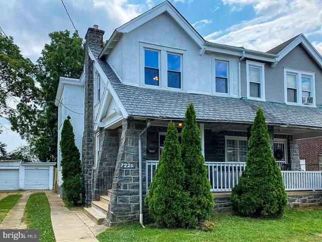 7220 Pine Street, UPPER DARBY, PA 19082 (#PADE2004008) :: Talbot Greenya Group