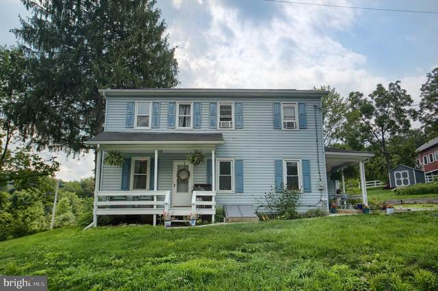 2 Mill Road, SHERMANS DALE, PA 17090 (#PAPY2000252) :: Linda Dale Real Estate Experts