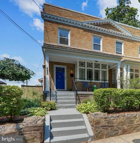 6430 8TH Street NW, WASHINGTON, DC 20012 (#DCDC2006920) :: Eng Garcia Properties, LLC