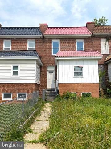 3912 W Garrison Avenue, BALTIMORE, MD 21215 (#MDBA2006418) :: The Vashist Group