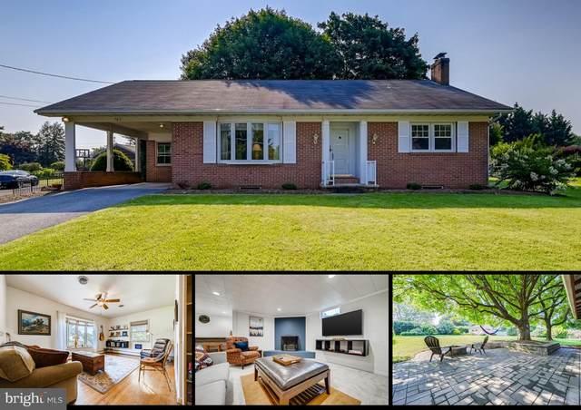 723 Longview Avenue, WESTMINSTER, MD 21157 (#MDCR2001406) :: Crossman & Co. Real Estate