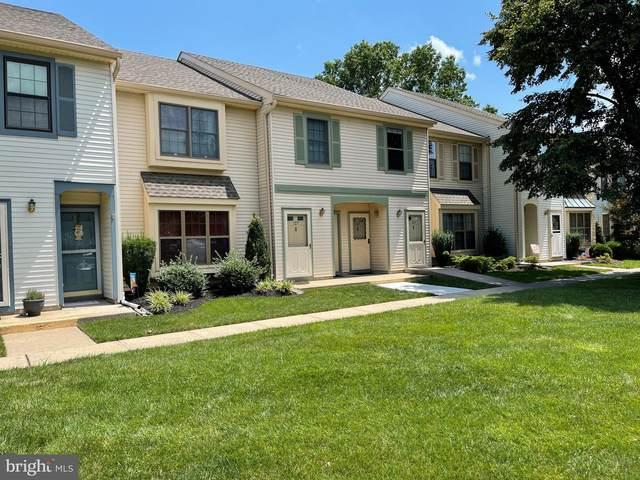 127 Wyndham Place, ROBBINSVILLE, NJ 08691 (#NJME2002850) :: Century 21 Dale Realty Co