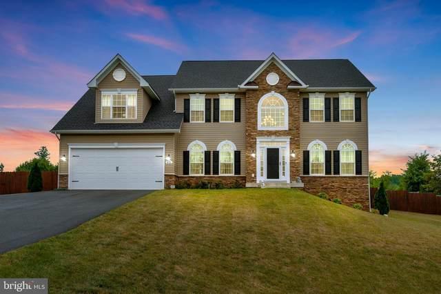 611 Monticello Drive, STAFFORD, VA 22556 (#VAST2001970) :: Jacobs & Co. Real Estate