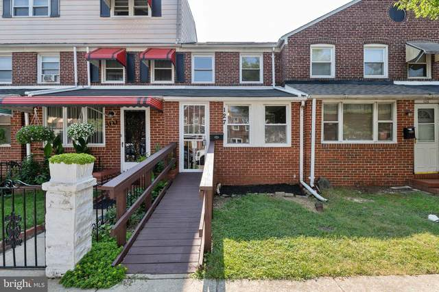 127 Carver Road, BALTIMORE, MD 21222 (#MDBC2005902) :: The Piano Home Group