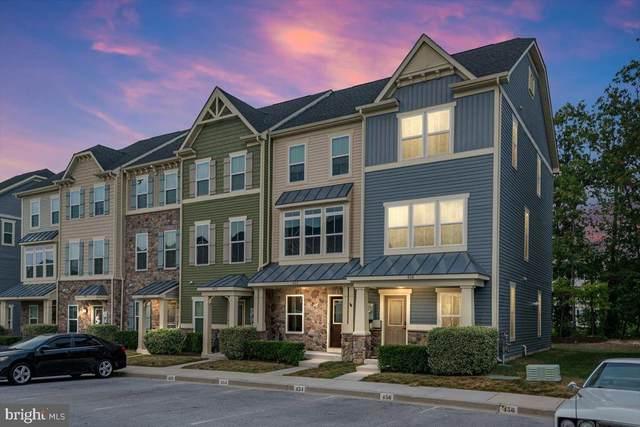 456 Willow Bend Drive, GLEN BURNIE, MD 21060 (#MDAA2005384) :: Crossman & Co. Real Estate