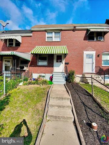 3827 10TH Street, BALTIMORE, MD 21225 (#MDBA2006422) :: Cortesi Homes