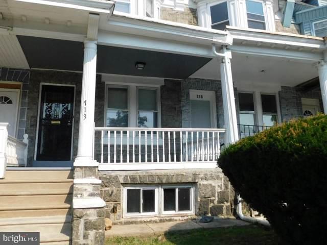 713 S 60TH Street, PHILADELPHIA, PA 19143 (#PAPH2015842) :: Linda Dale Real Estate Experts