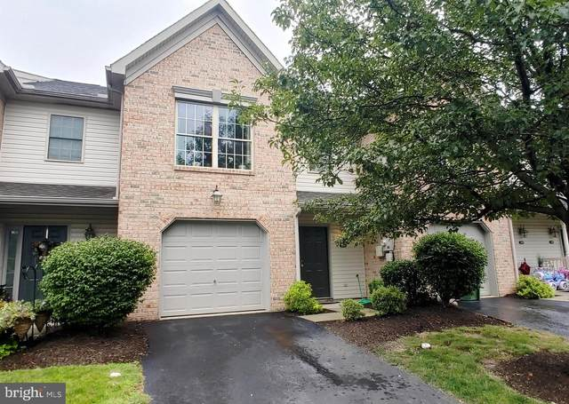 256 Saddle Ridge Drive, HARRISBURG, PA 17110 (#PADA2001840) :: The Craig Hartranft Team, Berkshire Hathaway Homesale Realty