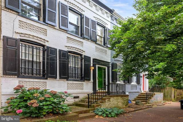 2514 East Place NW, WASHINGTON, DC 20007 (#DCDC2006946) :: BayShore Group of Northrop Realty