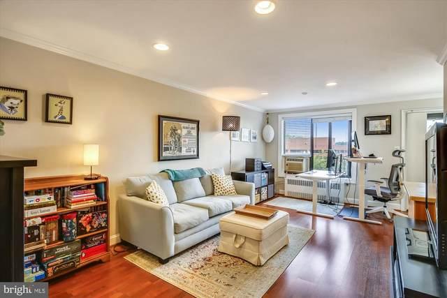 1593 N Colonial Terrace 205-X, ARLINGTON, VA 22209 (#VAAR2002820) :: Nesbitt Realty