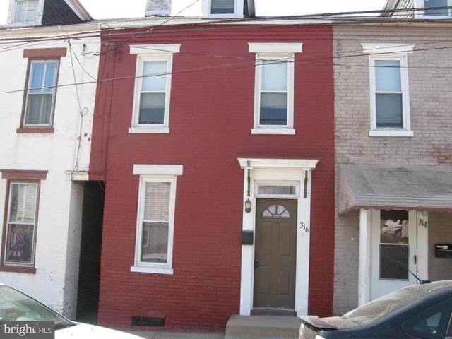 316 S 2ND Street, COLUMBIA, PA 17512 (#PALA2002906) :: The Heather Neidlinger Team With Berkshire Hathaway HomeServices Homesale Realty