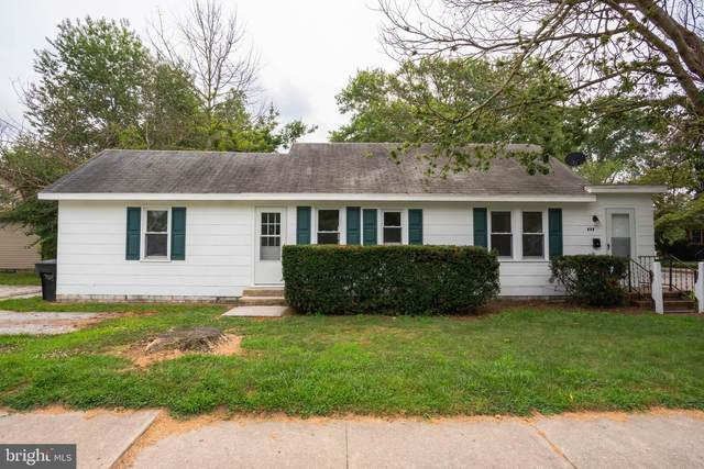 705 Roger Street, SALISBURY, MD 21801 (#MDWC2000810) :: Dart Homes