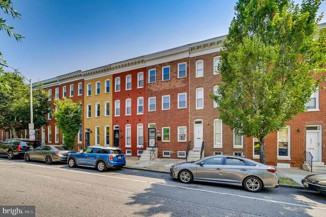 1025 N Broadway, BALTIMORE, MD 21205 (#MDBA2006444) :: Pearson Smith Realty
