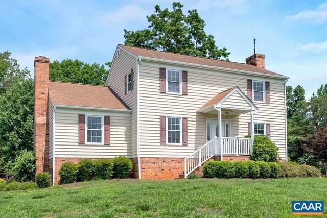 3350 Ridge Rd, CHARLOTTESVILLE, VA 22901 (#620552) :: AJ Team Realty