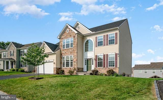 14 Bethpage Drive, MECHANICSBURG, PA 17050 (#PACB2001776) :: The Craig Hartranft Team, Berkshire Hathaway Homesale Realty