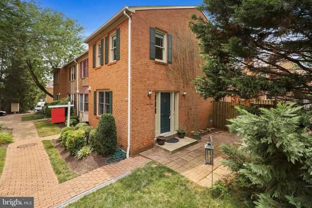 836 N Frederick Street, ARLINGTON, VA 22205 (#VAAR2002832) :: Nesbitt Realty