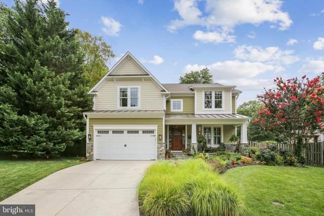 604 Truman Circle SW, VIENNA, VA 22180 (#VAFX2012008) :: Debbie Dogrul Associates - Long and Foster Real Estate
