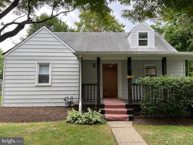 39 Pennwood Drive, EWING, NJ 08638 (#NJME2002864) :: Linda Dale Real Estate Experts