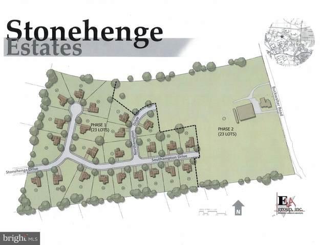 421 Southampton Drive Lot 37, LITITZ, PA 17543 (#PALA2002924) :: Flinchbaugh & Associates