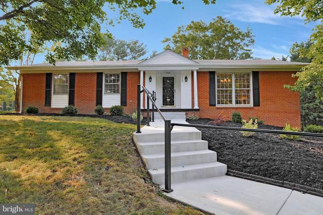 109 Carter Place, WINCHESTER, VA 22602 (#VAFV2000958) :: ExecuHome Realty