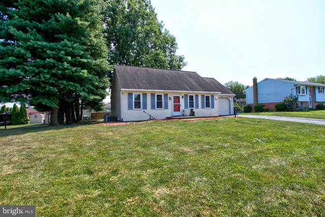 358 Blue Bell Drive, MOUNTVILLE, PA 17554 (#PALA2002928) :: Linda Dale Real Estate Experts