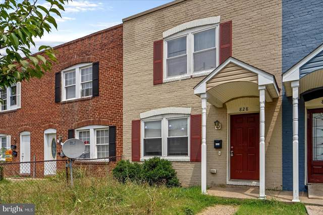 828 Stoll Street, BALTIMORE, MD 21225 (#MDBA2006496) :: Century 21 Dale Realty Co